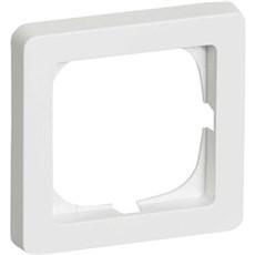 LK FUGA® Ramme - BASELINE 63 ramme 1 modul, IP20 Hvid