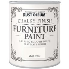Rust-Oleum Metal- og Tr�maling - Chalky finish Furniture 750 ml