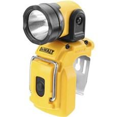 Dewalt Lampe - DCL510N SOLO U/BATTERI OG LADER