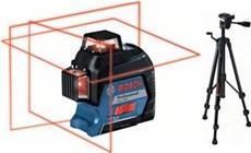 Bosch Krydslaser - CIRKELLASER GLL 3-80 M/BT 150