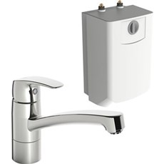 Oras K�kkenarmatur - Safira M/vandvarmer