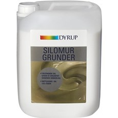 Dyrup Murmaling - FACADE SILOMUR GRUNDER