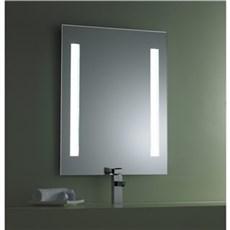 Milo Bad Spejl - SPEJL M/LED LYS - 70X90 CM