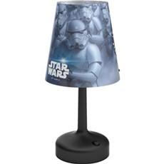 Philips Børnelampe - Star Wars bordlampe - Stormtroopers