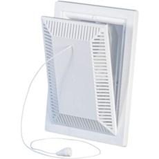 Duka Klapventil - 10x15cm hvid
