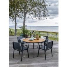 Outrium Havem�bels�t - Living bord/4 sorte nonwood Living stole