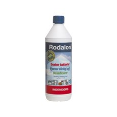 Rodalon Rodalon - Rodalon rød indendørs 1ltr