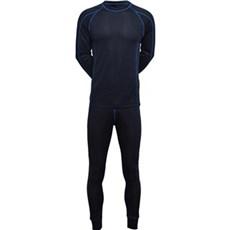 ProActive Undertøj - Trøje og buks, Navy