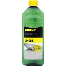 Borup Linolie - R� Linolie 500 ml.