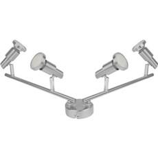 Osram Skinnespot - LED SPOT GR 4X3W 230V