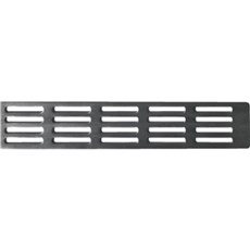 Unidrain Rist - Classicline Stripe rist model 1605, 800 mm