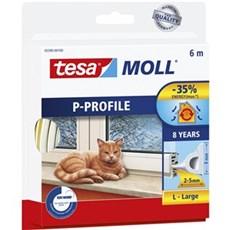 Tesa® Tætningslister - tesamoll® P-Profil 9MMX6M