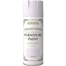 Rust-Oleum Spraymaling - Chalky finish Furniture Spray 0,4 Ltr. China Rose