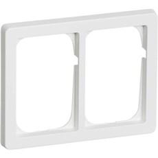 LK FUGA® Ramme - BASELINE 63 ramme 2x1½ modul Hvid