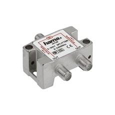Jo-el Antennefordeler - 2- VEJS FORDELER MED F-CONNECT