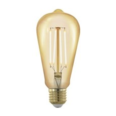 Eglo LED - VINTAGE LED ST64, D�MPBAR.