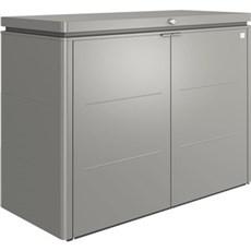 Biohort Udendørs opbevaring - HIGHBOARD STR. 160 Kvartsgrå Metallic