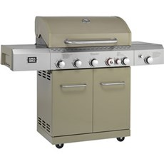GrillGrill Gasgrill - G-540 Lux - OlivenGr�/rustfri