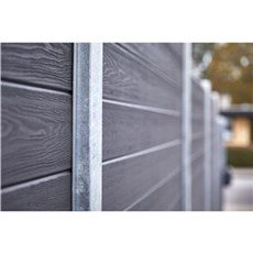Wimex Hegn nem vedligehold - Nordic Fence Shield 90 cm Start fag