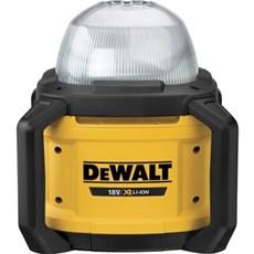 Dewalt Arbejdslampe til batteri - DCL074