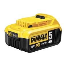 Dewalt Batteri - DCB184 18V 5,0Ah