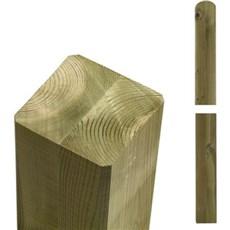 PLUS Stolper - Omlimet 9x9 cm, Trykimprægneret