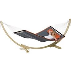 Amazonas Hængekøje - American Dream Set, Køje+stander
