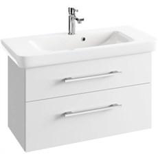 milobad Badeværelsessæt - Kolding 85 hvid