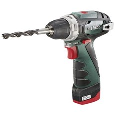 Metabo Akku bore-skruemaskine - POWERMAXX BS BASIC 2X2,0 AH