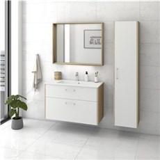 Scanbad Badeværelsessæt - PLAY 80 cm