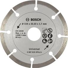 Bosch Diamantskæreskive - 15MM PL UNIVERSAL