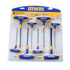 Irwin Stiftn�gles�t - m/greb 2-10 mm 8 dele