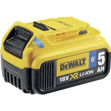 Dewalt Batteri - DCB184B 5,0Ah 18V 5,0Ah