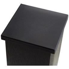 PLUS Stolpehat - Ekstra stolpeafdækning til Kompositstolpe 9x9 cm Skifergrå