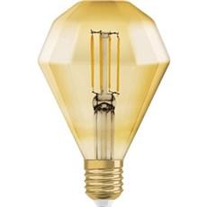 Osram LED - 40W/827 E27 filament klar guld