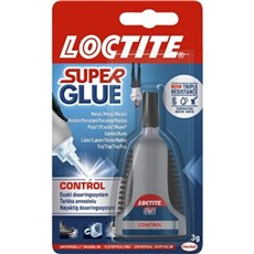Loctite Hobbylim og speciallim - SUPER GLUE CONTROL 3G