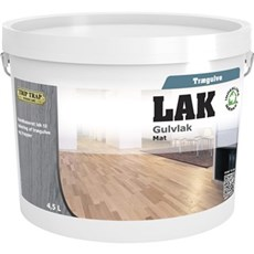 Trip Trap Lak - Gulvlak 4,5 L - glans 10