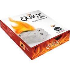 Quick Grillstarter & grillbriketter - CUBE