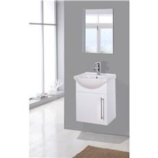 MILOBAD Badeværelsessæt - 45x56x30 cm
