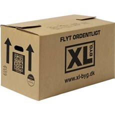 XL-BYG Flyttekasse - Senior proff
