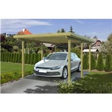 XL-BYG Carport - Lynge 1.0 Carport