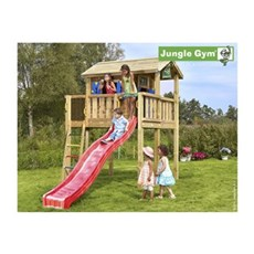 NSH NORDIC Jungle gym - Jungle Gym Playhouse XL