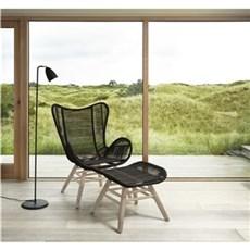Outrium Havestol - Copenhagen stol inkl skammel