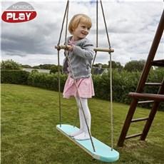 NORDIC PLAY Gyngestativ - Skateboardgynge