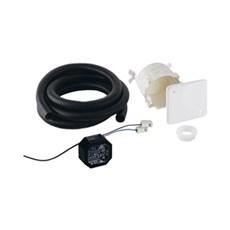 Geberit Toilet indbygning - Montagesæt til WC med elektronisk skyllestyring