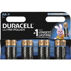 Duracell AA batterier - Ultra Power AA 8pk