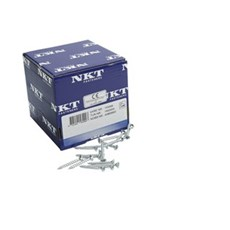 NKT Fasteners Spunskrue - SPUN®+ HIGH-SPEED, CLIMATE®-G3 TX30 6,0x100/54mm 100 stk