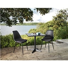 Outrium Cafesæt - Garda/Colmar 2 stole