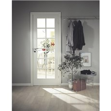 Swedoor Indvendig dør - GLASDØR STYLE SP12 825X2040 mm / 9x21