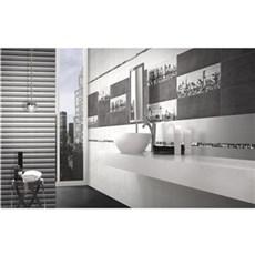 XL-BYG Vægfliser - GLAMOUR GRAFITE 20x50 cm